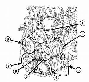 2005 Dodge Ram 1500 4 7 Serpentine Belt Diagram