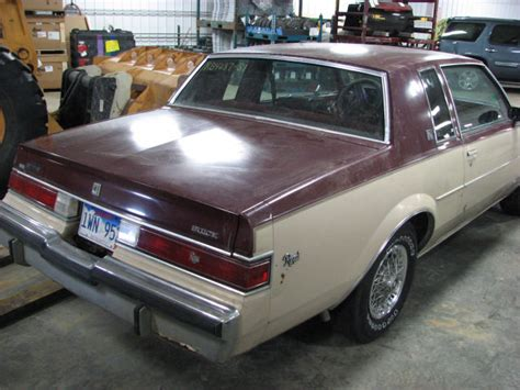 1981 Buick Regal Parts by 1981 Buick Regal Ac Condenser 19886941