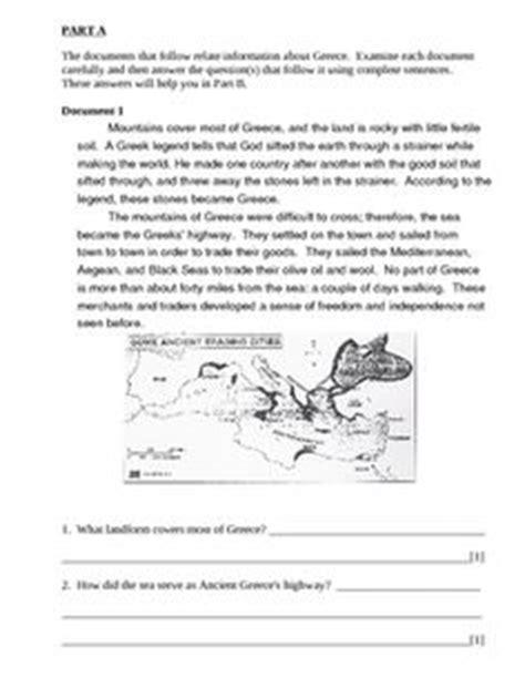 images  greek worksheets  middle school