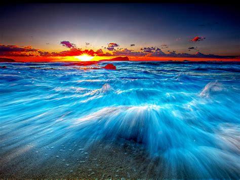 Desktop Photo Background Wave Backgrounds Ocean Wallpapers