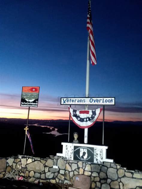 veterans overlook memorial  american legion