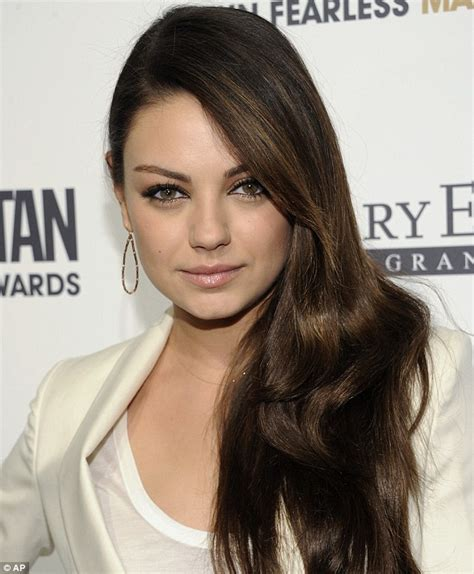 actress long black hair is mila kunis the new angelina jolie black swan actress