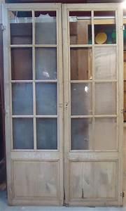 tacivcom porte interieur vitree double battant With porte de garage enroulable de plus porte intérieure vitrée double vantaux