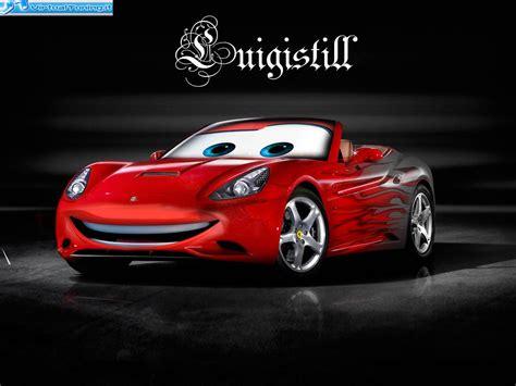 Michael schumacher ferrari (also called ferrari f430 or michael schumacher) is a character in cars. Disney Pixar Cars Ferrari California by luigistill ...