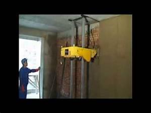 Machine A Projeter Enduit Facade : machine a projeter platres et enduits jointoyeuse cava ~ Dailycaller-alerts.com Idées de Décoration