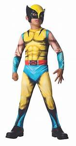 Wolverine, Muscle, Costume, Boys, M, 8