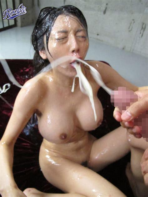 Rki 320 Bukkake Sex Miho Ichiki Of Men Firing Worlds Best