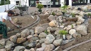 Wasserfall Garten Bauen Anleitung : wasserfall gartenteich selber bauen haus design ideen ~ A.2002-acura-tl-radio.info Haus und Dekorationen