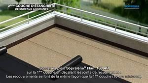 comment etancher une terrasse avec dalles sur plots avec With etancheite toit terrasse bois