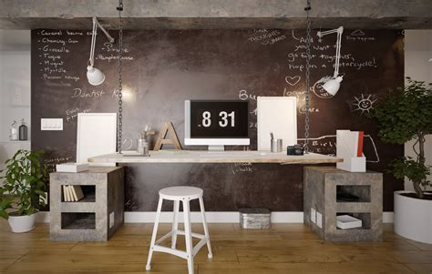 Rustic Home Interior - the office trends of tomorrow designs to expect in 2016