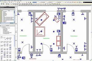 Ein Steinhaus Grundrisse : elektroplanung haus elektroinstallation im haus eine ~ Lizthompson.info Haus und Dekorationen