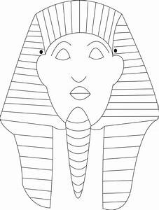 free snake mask template coloring pages With egyptian masks templates