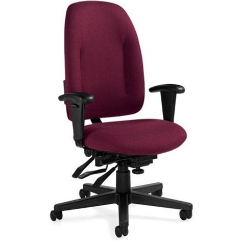 Back Chairs Canada by Global Granada 3117 High Back Chair With Multi Tilter