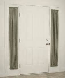 1000 ideas about sidelight curtains on pinterest door