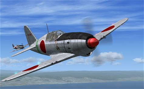 Mitsubishi J2M3 Raiden Four Pack for FSX