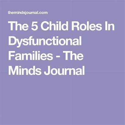 Dysfunctional Roles Families Child Children Scapegoat Themindsjournal