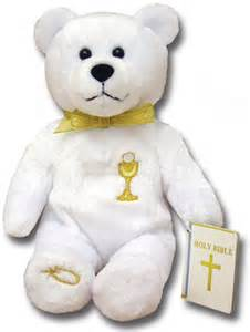 1st communion gifts for boys white holy communion teddy holy holy