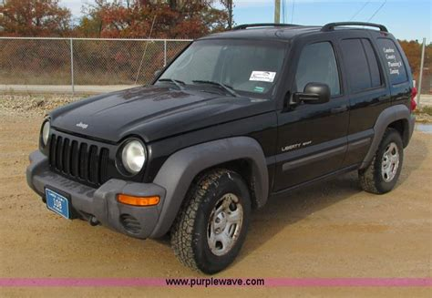 purple jeep liberty auction listings in auction auctions purple wave inc