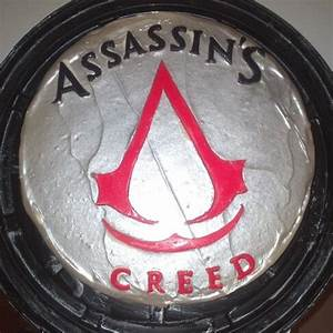 Assassin's Creed cake ;) | Assassin's Creed/Party ...