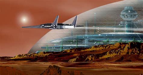 Surviving Mars Colonies