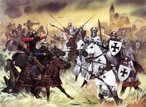 samourai siege 10 things you should about the teutonic knights