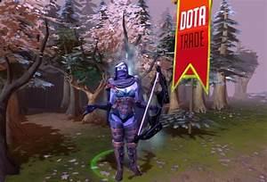 Dota 2 Drow Ranger Tools Of The Master Thief Set Preview