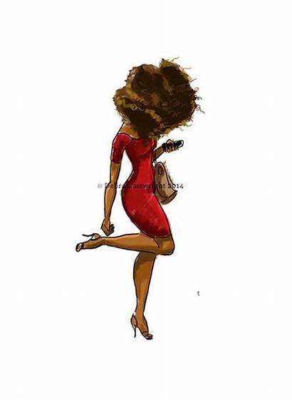 Afro Cartwright American Debra African Hair Natural
