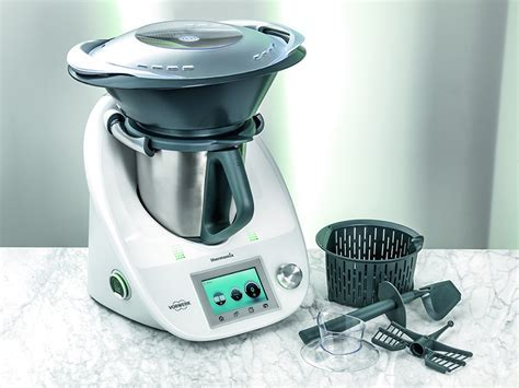 The Only Food Blender you'll ever need   Thermomix TM5