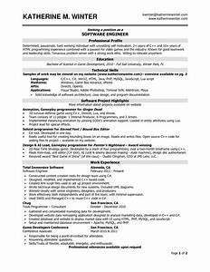 resume sample personality traits sidemcicekcom With sample resume for net developer with 2 year experience