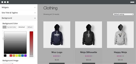 Woocommerce Themes Storefront The Official Woocommerce Theme