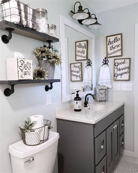 Modern Day Bathroom Colors by Now This Is Bathroom Decor Done Right The Neutral Color