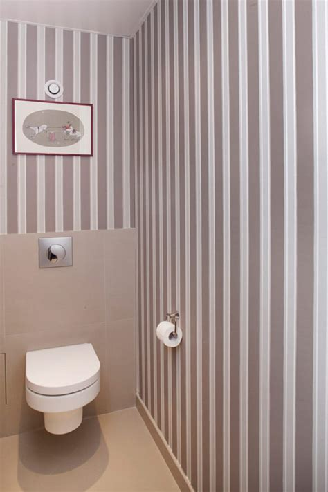 tapete block print stripe von farrow ball