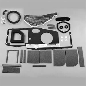 A  C Heater Box Restoration Big Kit