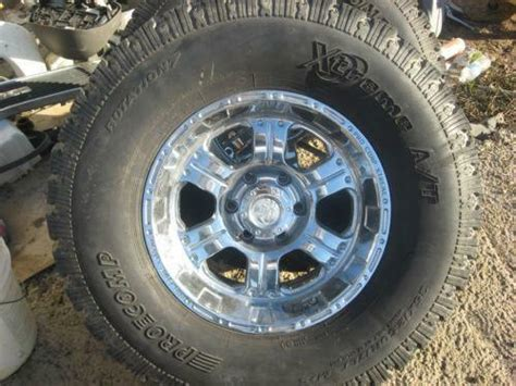 Used Truck Wheels And Tires