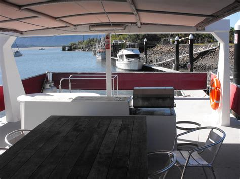 Houseboat Hire by Hinchinbrook Houseboat Hire Lucinda Qld