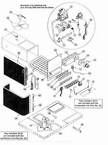 Icp Pgmd30g0908 Heating  U0026 Cooling Combined Unit Parts