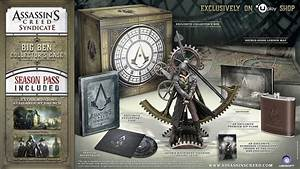 Assassin's Creed Syndicate has lots of special editions