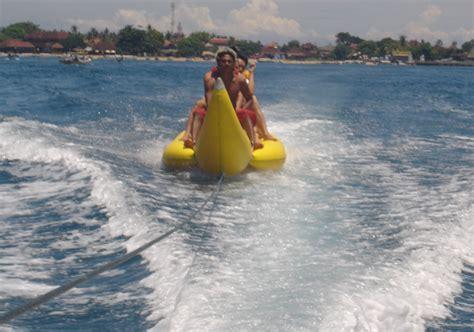 Banana Boat Hours by Nusadua Water Sports Bali Tour Bali Driver Bali
