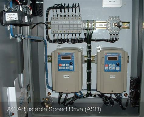 ac adjustable speed drive asd  overview