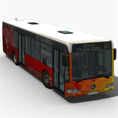 city bus citaro  max