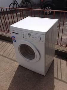 Bosch Exclusiv Waschmaschine : waschmaschinen waschmaschinen trockner gebraucht kaufen ~ Frokenaadalensverden.com Haus und Dekorationen