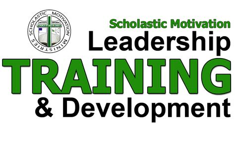 leadership training development scholastic motivation