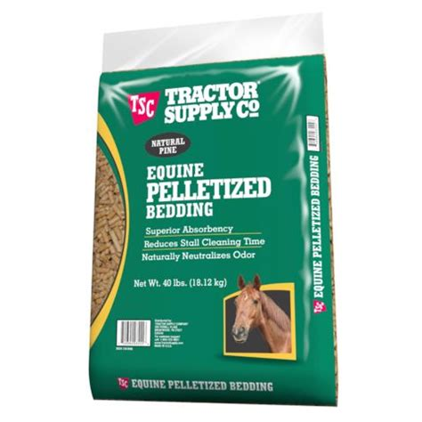 tsc equine pellet bedding hearth forums home