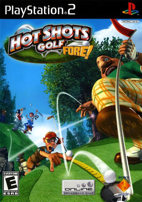 hot shots golf fore game giant bomb