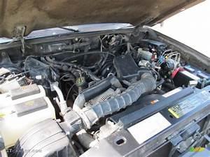 2003 Ford Ranger Edge Regular Cab 4x4 3 0 Liter Ohv 12v Vulcan V6 Engine Photo  53625824