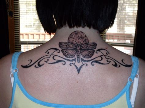 moth tattoo images designs