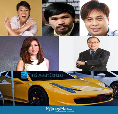 Meet 5 Richest Personalities In The Philippines And Their