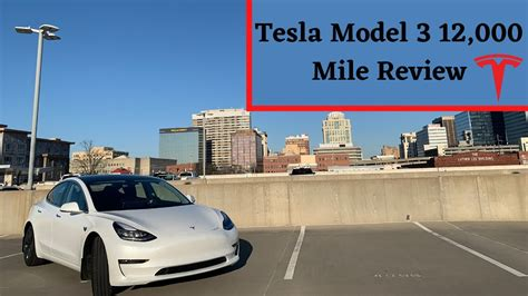 View Youutbe Tesla 3 Reveiws PNG