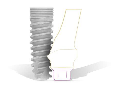 Internal Hex. Simple Dental Implant System