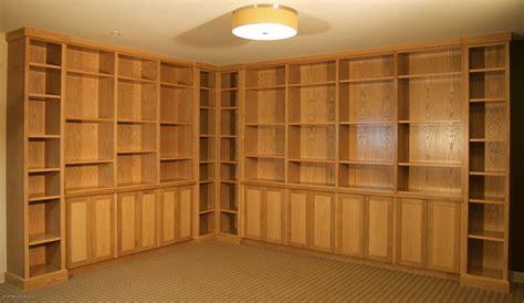 White Oak Bookcase by White Oak Bookcases